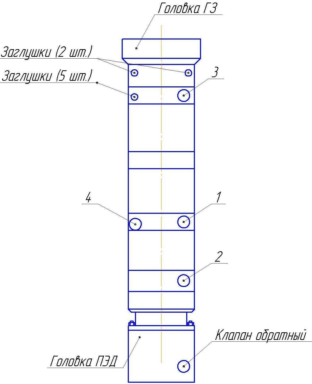 Гидрозащита 2Г57, 2ГТ57, 2ГТ57Д1