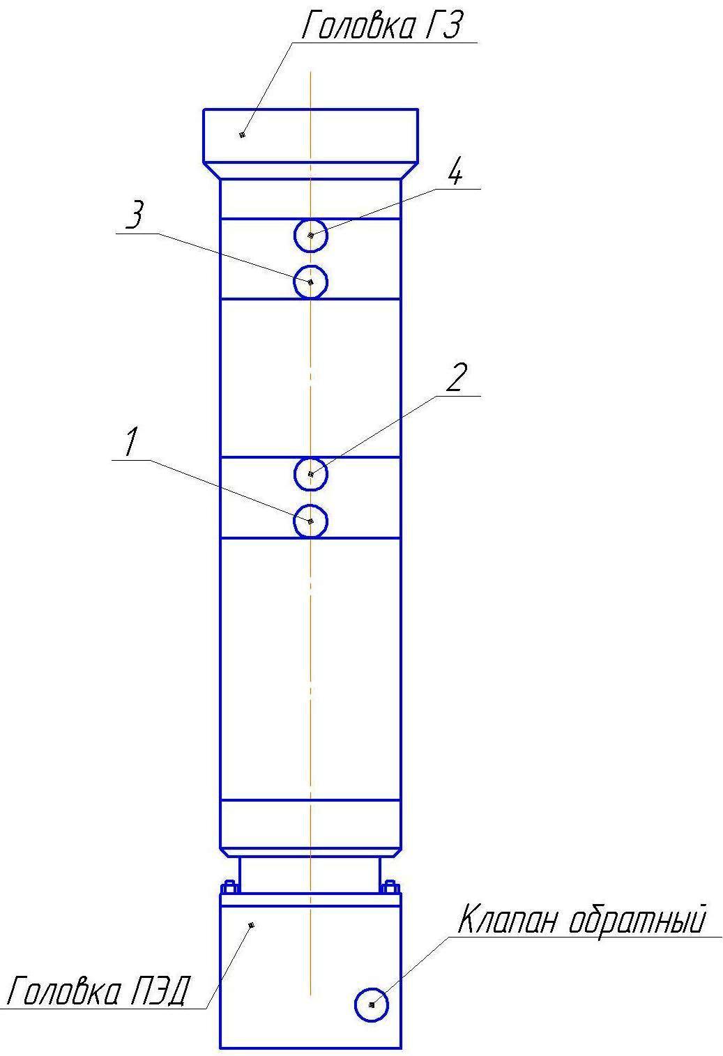 Гидрозащита П92ДП, ПК92ДП, ПК92ДПТ (МДВ-1)