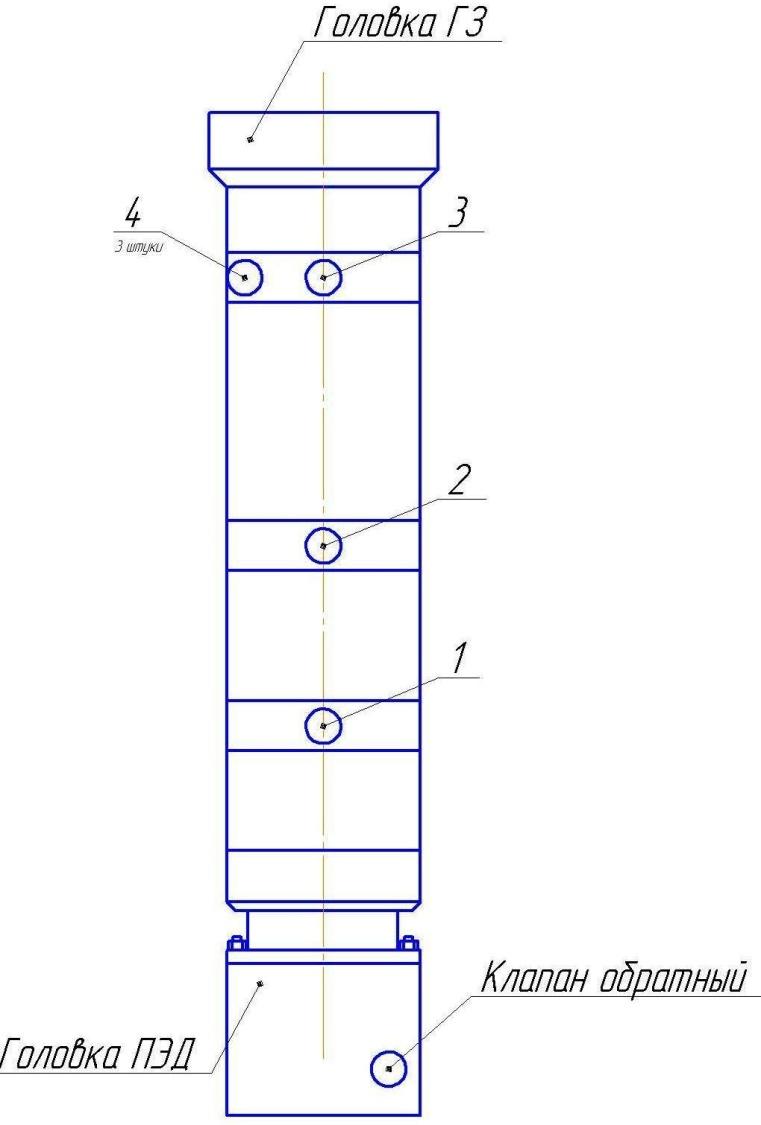 Гидрозащита П92ДП, ПК92ДП, ПК92ДПТ, П92ДПТ (у)