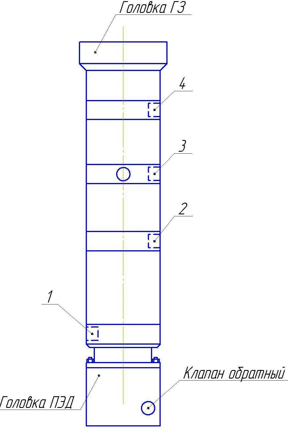 Гидрозащита ПА-92ДЛм1 (ПА-92ДЛКу), ПА-92ДЛм2 (ПА-92ДЛКум)