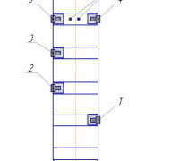Монтаж (прокачка) гидрозащиты ГКТ1МА, ГТ1МА, ГКТМА, ГТМА, 5, 5А, 6, Л2Д (Э) (ОУ)