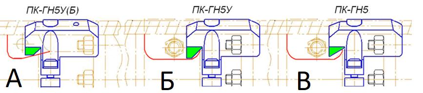 Конструктивные различия между протектолайзерами серии ПК-ГН производства ЗАО «КЭПТИВ НЕФТЕМАШ»