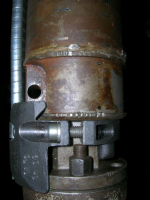 Протектолайзер ПК-5У установленный на ЭЦН 5А (ОАО «АЛНАС»)