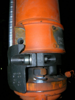Протектолайзер ПК-5У установленный на ВНН 5 (ЗАО «НОВОМЕТ»)