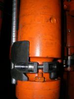 Протектолайзер ПК-5У установленный на ГЗ 5А (ЗАО «НОВОМЕТ»)