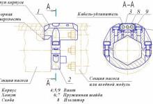 Монтаж протектолайзеров ПК-ГН5УБ на соединение секции ЭЦН и ГС (газосепаратор)