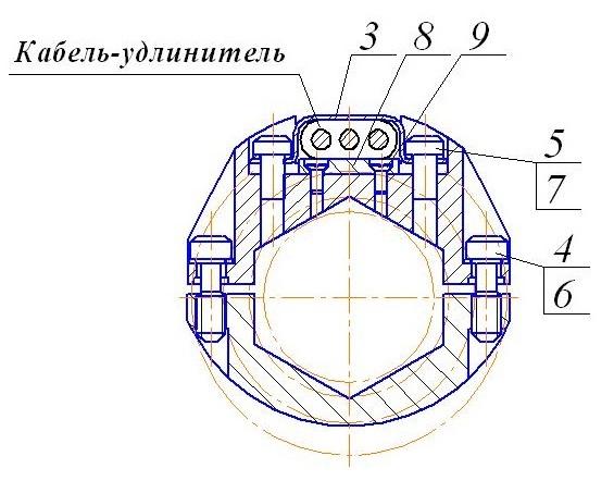 Схема протектолайзера УЭЦН ПК-ГН5УБ