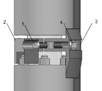 Монтаж протектолайзеров ПУ-5 на фланцевые соединения