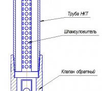 Монтаж шламоуловителя ТИ-205