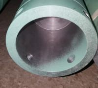 Монтаж кожуха погружного электродвигателя (ПЭД) погружного насоса (УЭЦН)