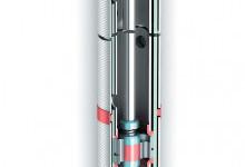 Щелевой фильтр УЭЦН – модуль входной ЖНША