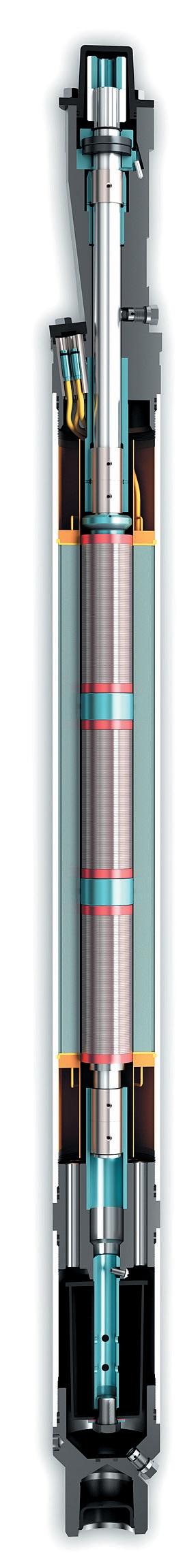 ПЭД - Погружной Электрический Двигатель УЭЦН