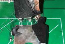 Взрыв поддельного транзистора IRFP260 в электронной нагрузке ATORCH DL24