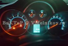 Опыты по определению распиновки разъема OBD-II Шевроле Круз (Chevrolet Cruze)