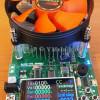 Первое включение электронной нагрузки DL24 150 Ватт ATORCH