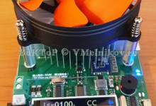 Распаковка электронной нагрузки DL24 150 Ватт ATORCH