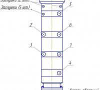 Гидрозащиты 1Г57, 1ГТ57, 1ГТ57Д1 инструкция по монтажу (прокачке)